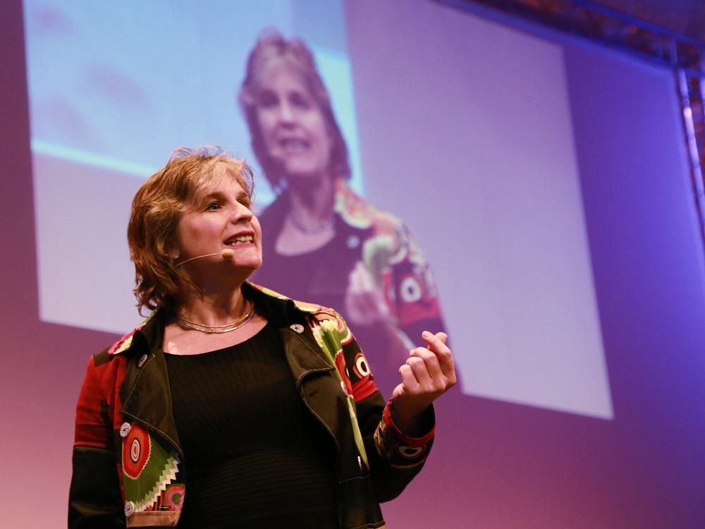 Keynote Susanne Wendel